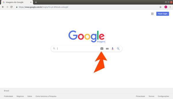 Como pesquisar imagem no Google PC? buscar foto