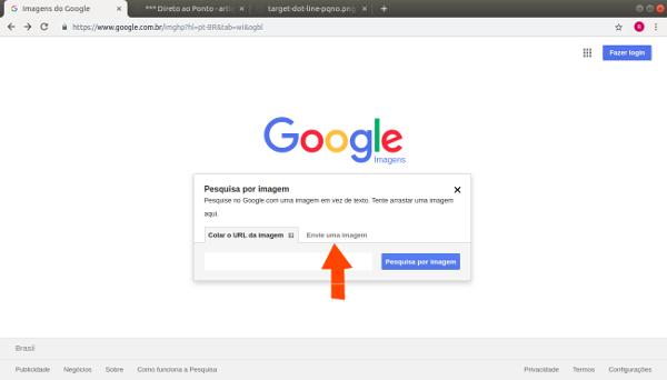 Como usar o Google imagem? pesquisa avançada de foto do google