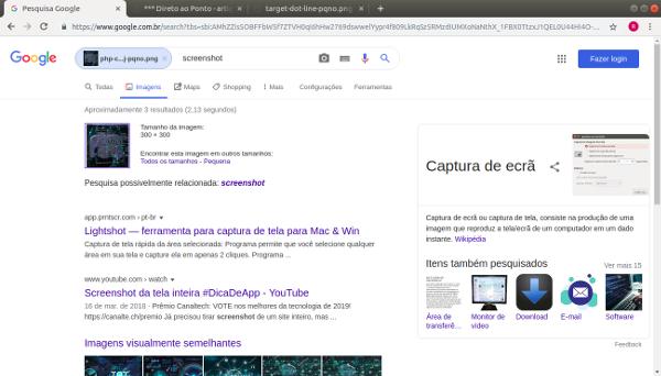Como fazer uma pesquisa por imagem? google buscador por imagens